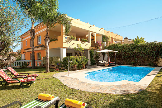 £1052.00 for Costa del Sol self catering holiday
