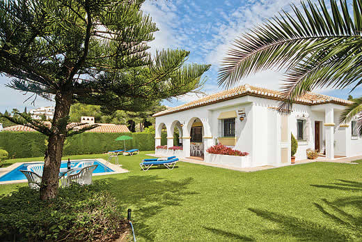 Holiday offer for Costa del Sol self catering