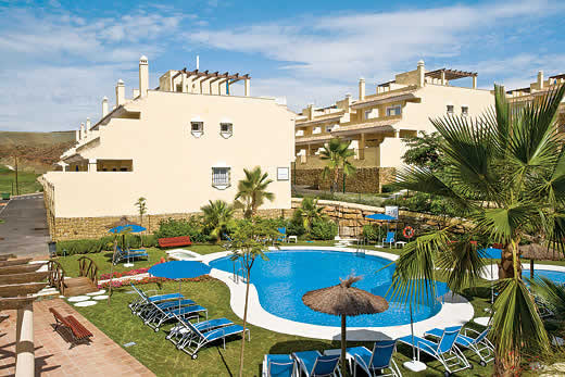 £434.00 for Costa del Sol self catering holiday