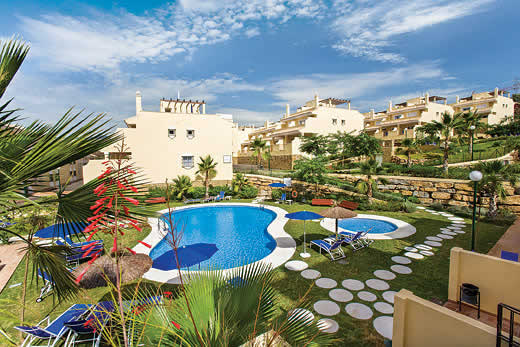£490.00 for Costa del Sol self catering holiday