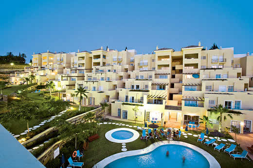 £581.00 for Costa del Sol self catering holiday