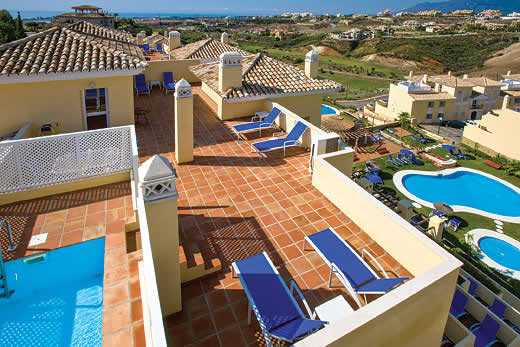 £784.00 for Costa del Sol self catering holiday