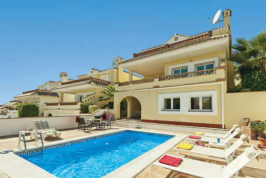 £597.00 for Costa del Sol self catering holiday