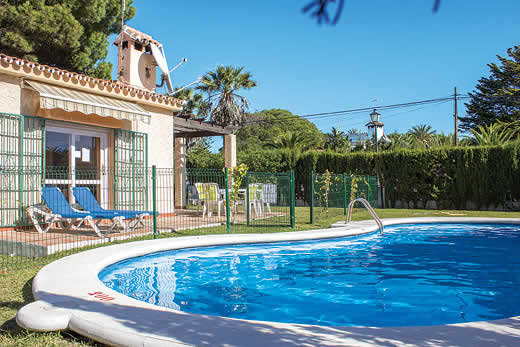 £518.00 for Costa del Sol self catering holiday