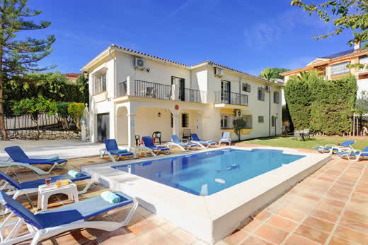 Enjoy a great self catering holiday in  Costa del Sol