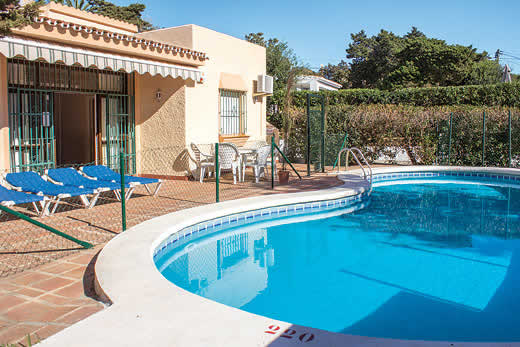 £454.00 for Costa del Sol self catering holiday
