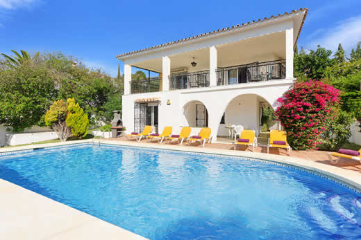 £358.00 for Costa del Sol self catering holiday