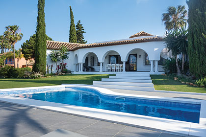 £1115.00 for Costa del Sol self catering holiday villa