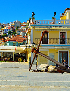 Activities in the area of Parga