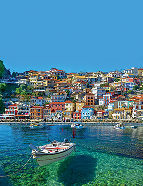 In the area of Parga