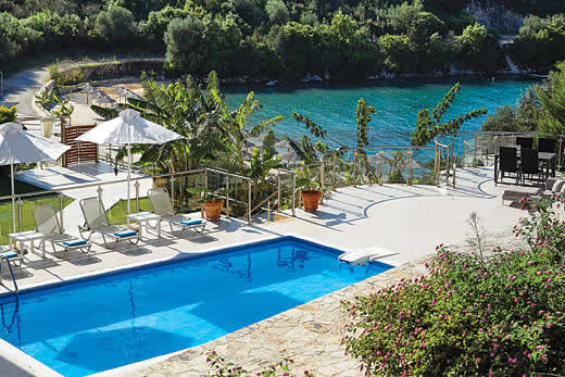 £3682.00 for Parga self catering holiday