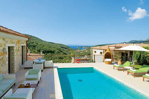 £1715.00 for Parga self catering holiday