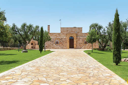£1408.00 for Puglia self catering holiday