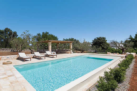 £1758.00 for Puglia self catering holiday
