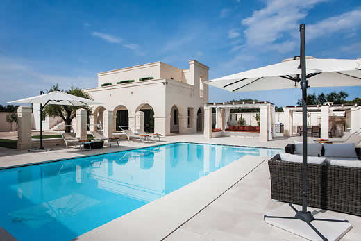 £2778.00 for Puglia self catering holiday