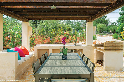£2575.00 for Puglia self catering holiday