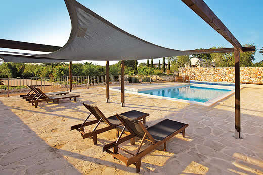 £1891.00 for Puglia self catering holiday