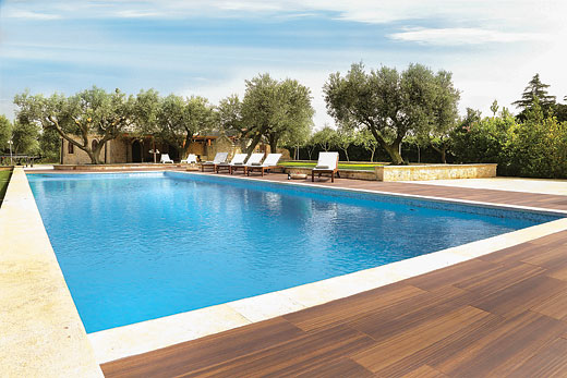 £1415.00 for Puglia self catering holiday