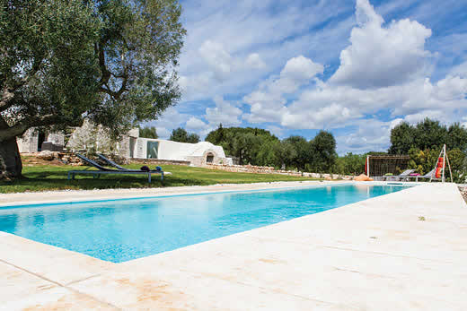 £1576.00 for Puglia self catering holiday