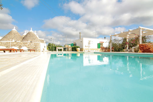 £1936.00 for Puglia self catering holiday