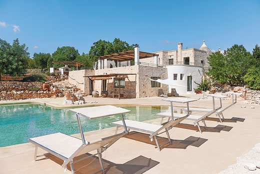 Read more about Pietra Dorata villa