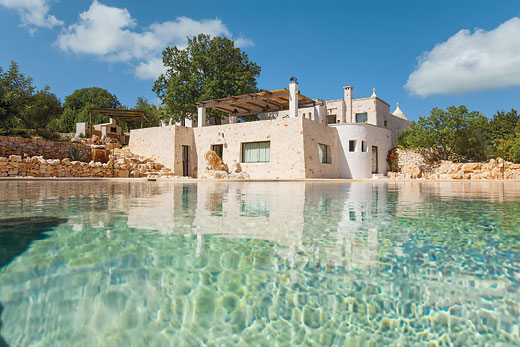 £2790.00 for Puglia self catering holiday