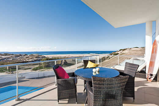 £749.00 for Silver Coast self catering holiday