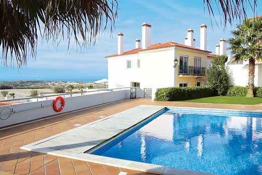 £908.00 for Silver Coast self catering holiday
