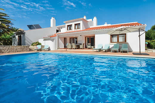 £1385.00 for Silver Coast self catering holiday