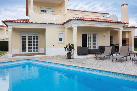 £497.00 for Silver Coast self catering holiday