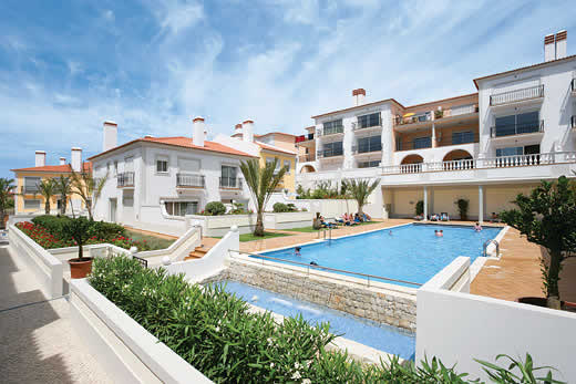 £658.00 for Silver Coast self catering holiday