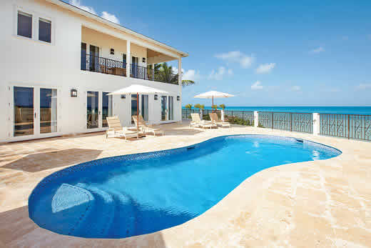 villas a great place to enjoy a self catering holiday