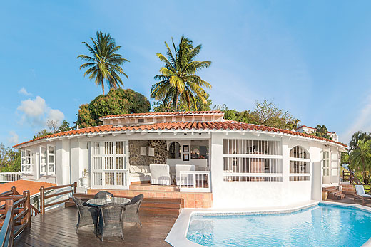 Holiday photo of Estate Villa III with Pool villa