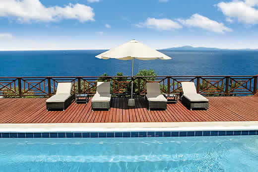 Holiday photo of Sea Breeze villa