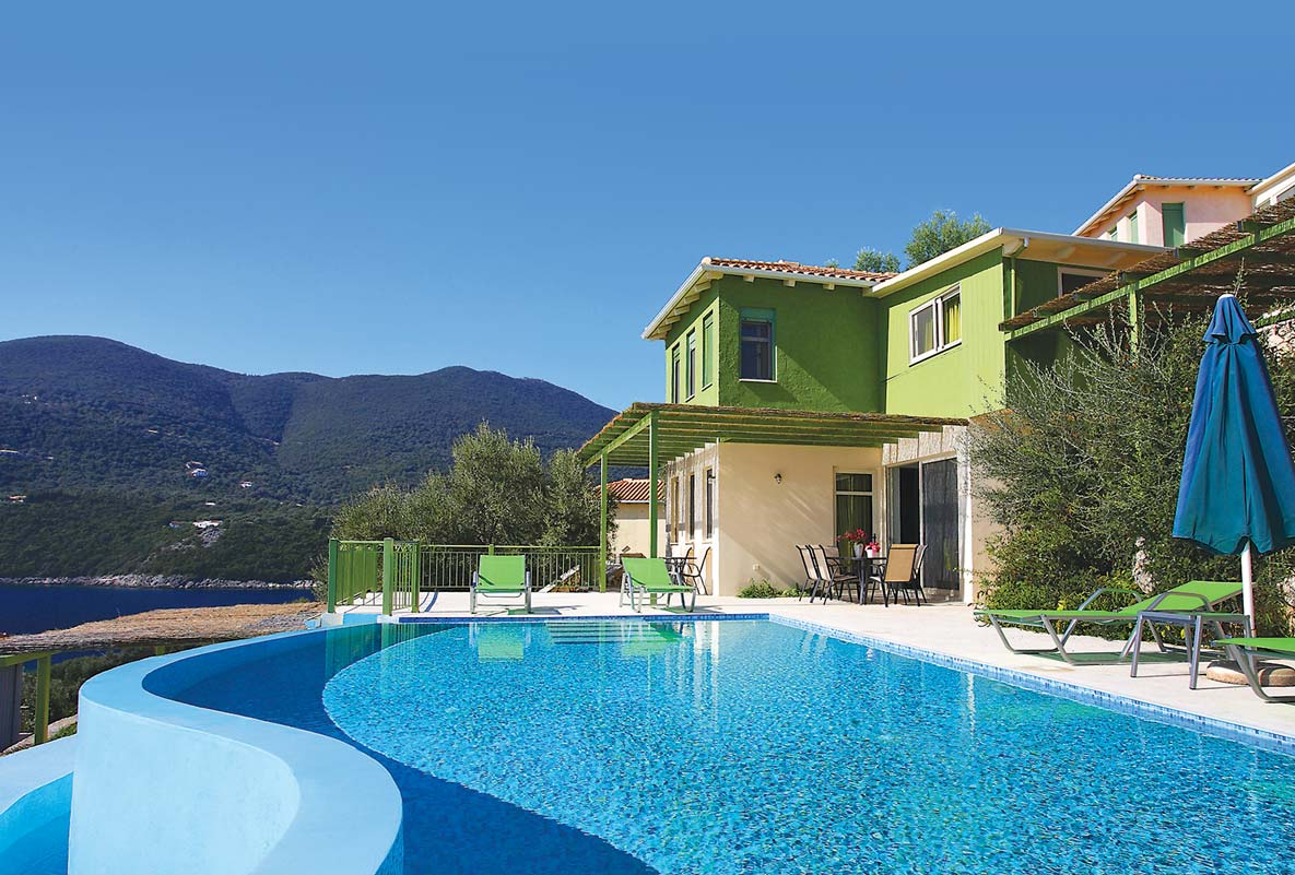 Private Villa With Pool James Villa Holidays
