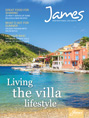 James magazine cover